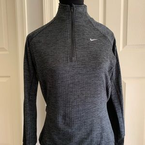Nike 3/4 zip Dri-Fit